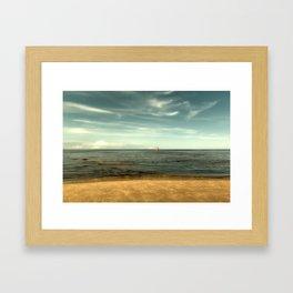 The Baltic Sea Framed Art Print