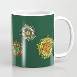 Sea Anemone Human Face Coffee Mug