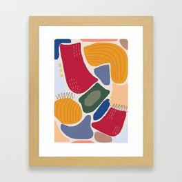 Garment of Praise Framed Art Print