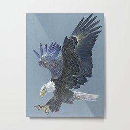 Eagle Free Spirit Metal Print