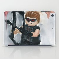 avenger iPad Cases featuring Avenger Lego by Toys 'R' Art
