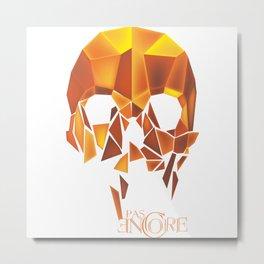 Pas Encore Metal Print