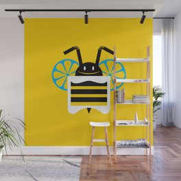 BeeVerage Wall Mural