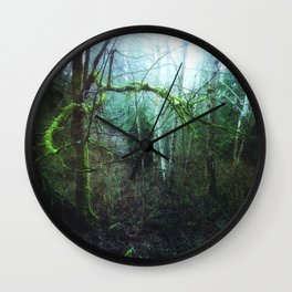 Outstretched Wall Clock