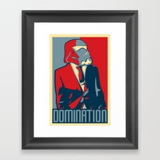 Obama Storm Trooper -Star Wars Framed Art Print