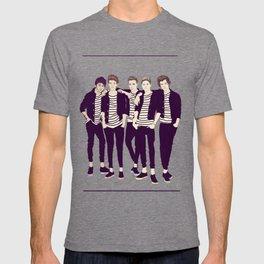 """ Retrodirection "" T-shirt"