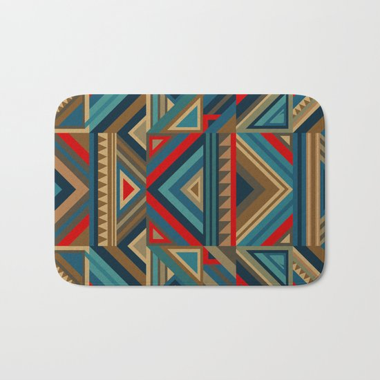 Colorgraphics II Bath Mat