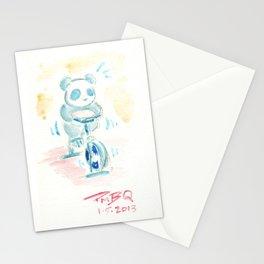 Spin Panda Stationery Cards