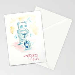 Spin Panda Stationery Cards