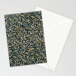 William Morris Floral Art Nouveau Pattern Stationery Cards