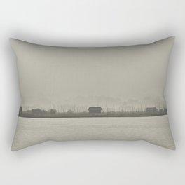 Inle Lake Rectangular Pillow
