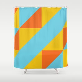 Andean Encounters Shower Curtain