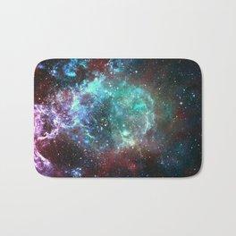 Star field in space Bath Mat