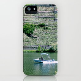 Mosel River, Germany I iPhone Case