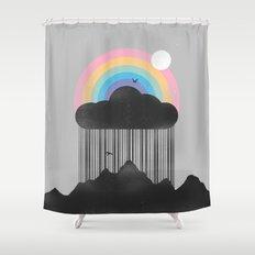 Beyond the Rain Shower Curtain