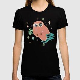 Flying baby owl T-shirt