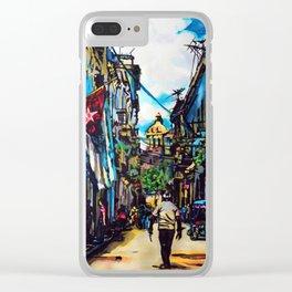 Havana, CUBA No.2 | 2015 Clear iPhone Case