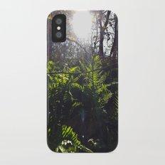Recharging iPhone X Slim Case