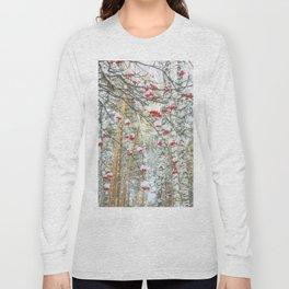 Winter Rowan and birchs Long Sleeve T-shirt
