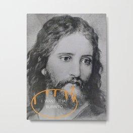 divine misfortune Metal Print