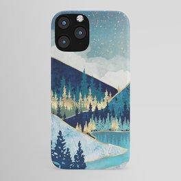 Morning Stars iPhone Case