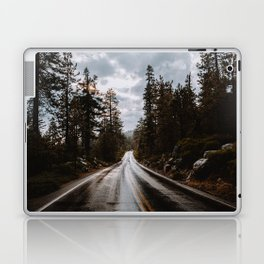 Rainy Day Adventures in the Forest Laptop & iPad Skin