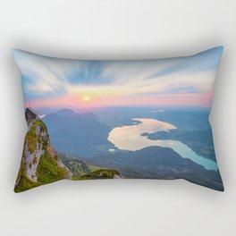 heavens gate Rectangular Pillow