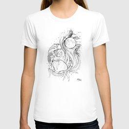 Zodiac: Cancer T-shirt