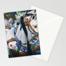Carousel Two Stationery Cards