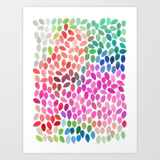 rain 5 Art Print