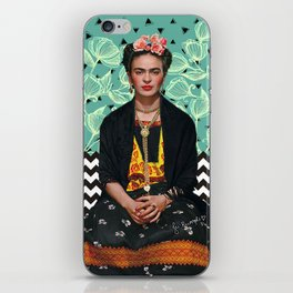 Lovely Frida iPhone Skin
