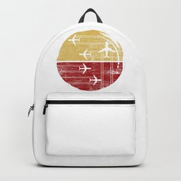 Flying Air Planes Backpack