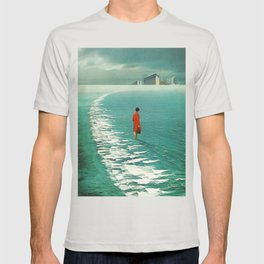Waiting For The Cities To Fade Out T-shirt