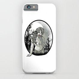 sexy women for people who like sexy women  iPhone Case