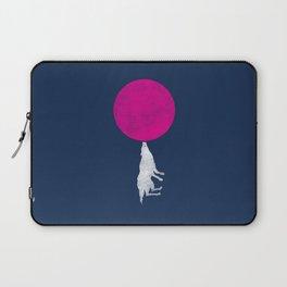 Bubble Moon Laptop Sleeve