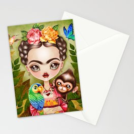 Frida Querida Stationery Cards