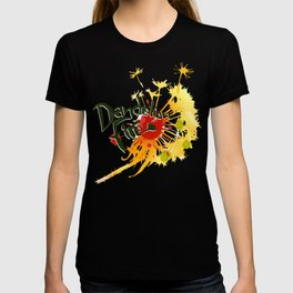 Dandelion Fire T-shirt