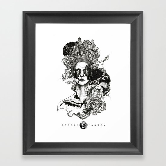 Wildhoney Framed Art Print