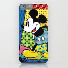 Mickey Spotlight Slim Case iPhone 6