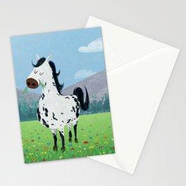Spotty Horse Stationery Cards