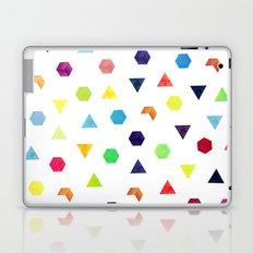 Random Geometry Laptop & iPad Skin