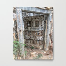 Open doors... Metal Print