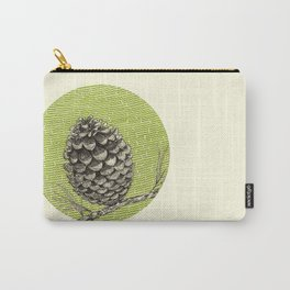 A pinecone Carry-All Pouch