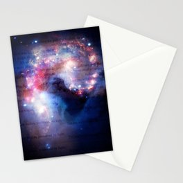 space x siken Stationery Cards