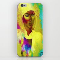 philosophy iPhone & iPod Skins featuring Colors Of Philosophy by TK0920