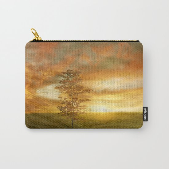 Sunset I C. VII Carry-All Pouch