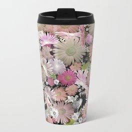 CFloral 02 Metal Travel Mug