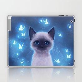 Siamese kitten Laptop & iPad Skin