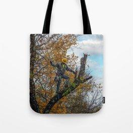 Tree Surgeon Tote Bag