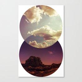 Desert to Sky Canvas Print